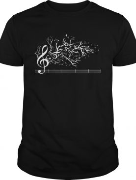 The Sound of Nature In Motion shirt