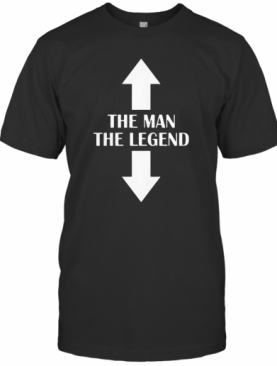 Two Seater The Man The Legend T-Shirt
