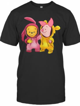 Baby Pooh And Piglet T-Shirt