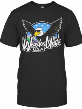 Eagles Weirdos Unite U.S.A T-Shirt