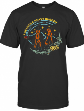 Howl And Sophie A Heart'S A Heavy Burden T-Shirt