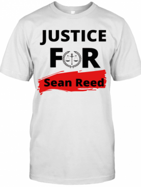 Justice For Sean Reed Tapestry T-Shirt