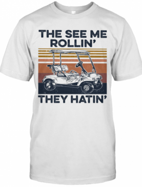 The See Me Rollin' They Hatin' Vintage T-Shirt