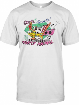 Oooh Spuds The Original Party Animal T-Shirt