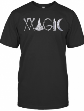 Magic Of Witch T-Shirt