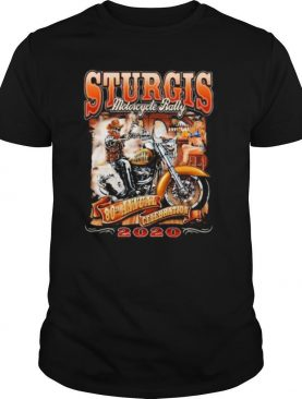 Sturgis motorcycle rally 80th annual celebration 2020 shirt