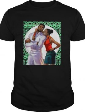 Black Panther Chadwick Boseman and Taylor shirt