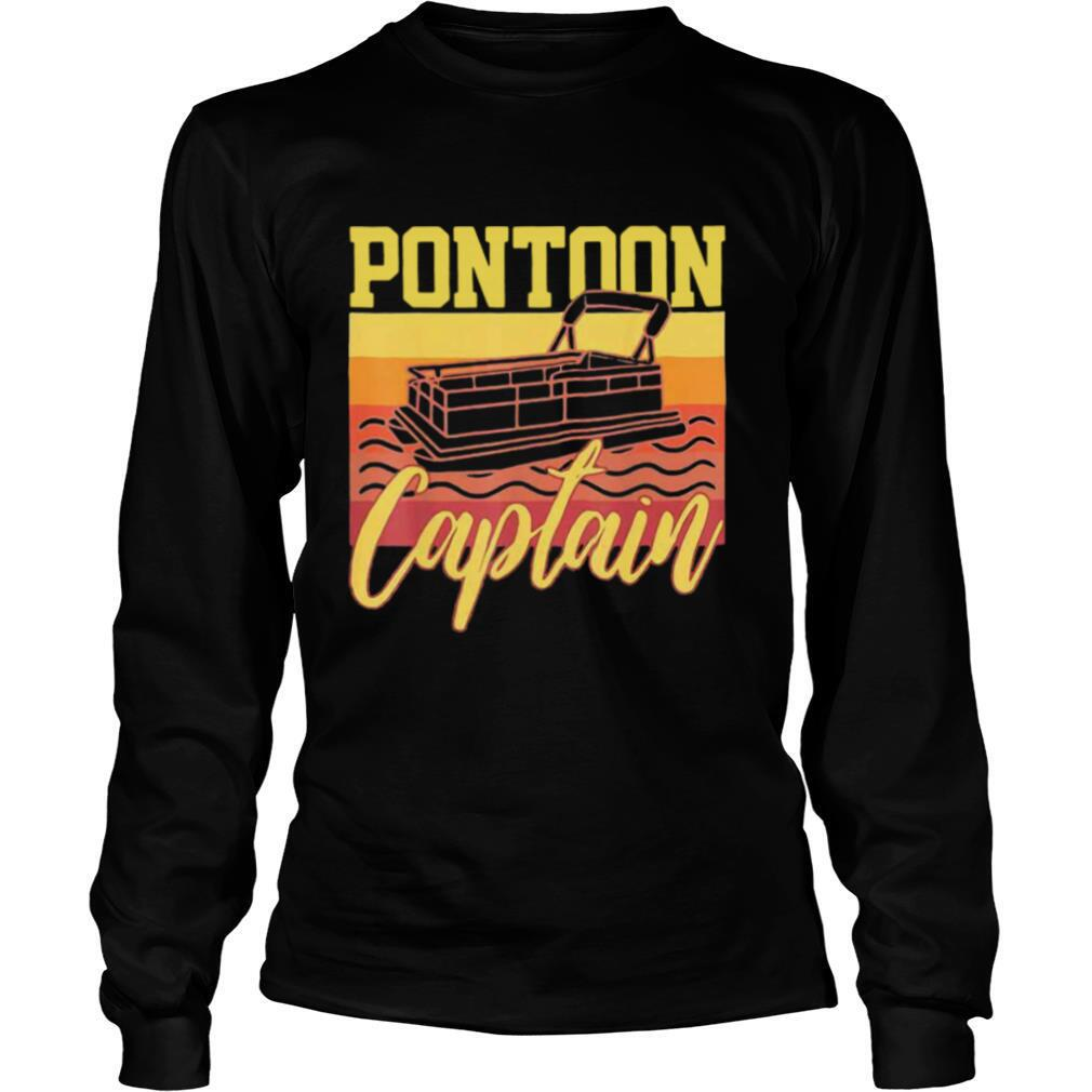Pontoon Captain Vintage shirt