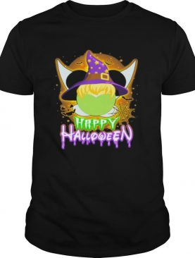 Happy halloween mickey mouse witch star moon shirt