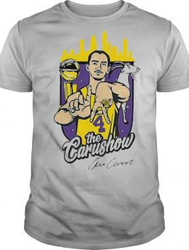 Perfect Alex Caruso Los Angeles Lakers The Carushow shirt