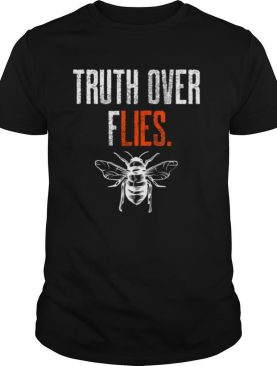 Truth Over Flies, Debate Fly On Mike Pence's Head Funny Vote shirt