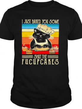 Back cati just baked you some shut the fucupcakes vintage shirt