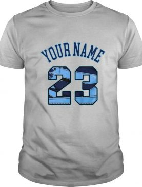 Your Name Number 23 shirt