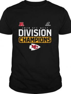 2020 AFC west division Champions Kansas City Chiefs shirt