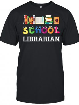Elementary And Middle School Librarian shirt